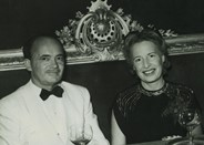 Dr. Robert and Irene Flinn