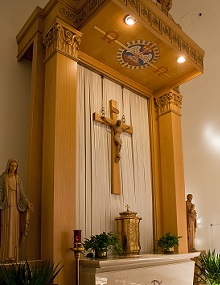 St. Joseph's Marian Chapel