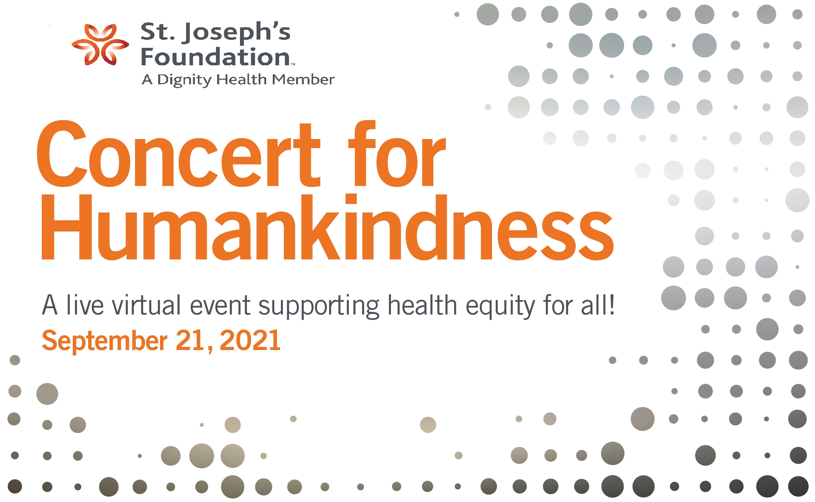 concert for humankindness promo