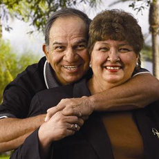 Bob and Joann Olivas