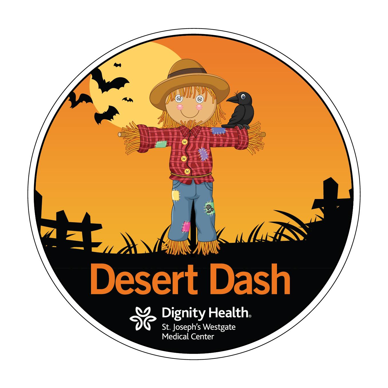 desert dash logo 2018