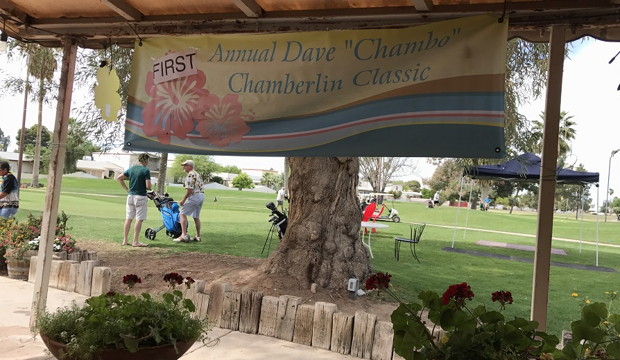 Chambo Classic golf course photo