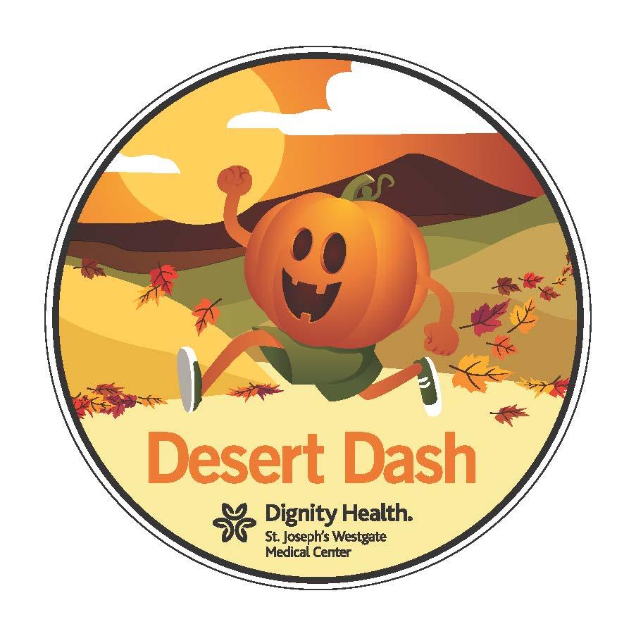 Westgate Desert Dash Logo