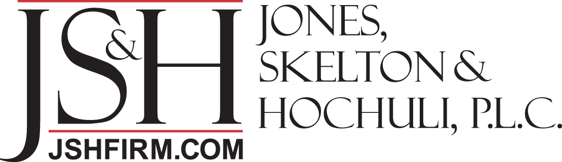 Jones Skelton and Hochull PLC