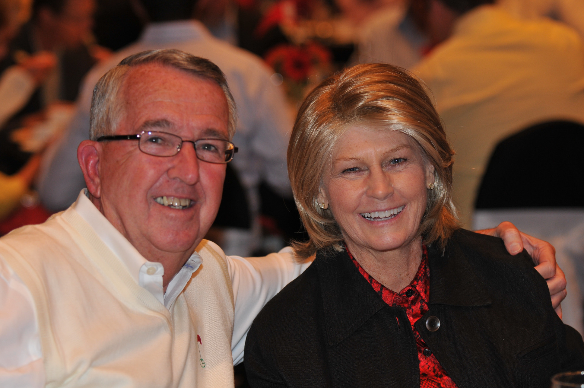 Roger and Kathy Maxwell