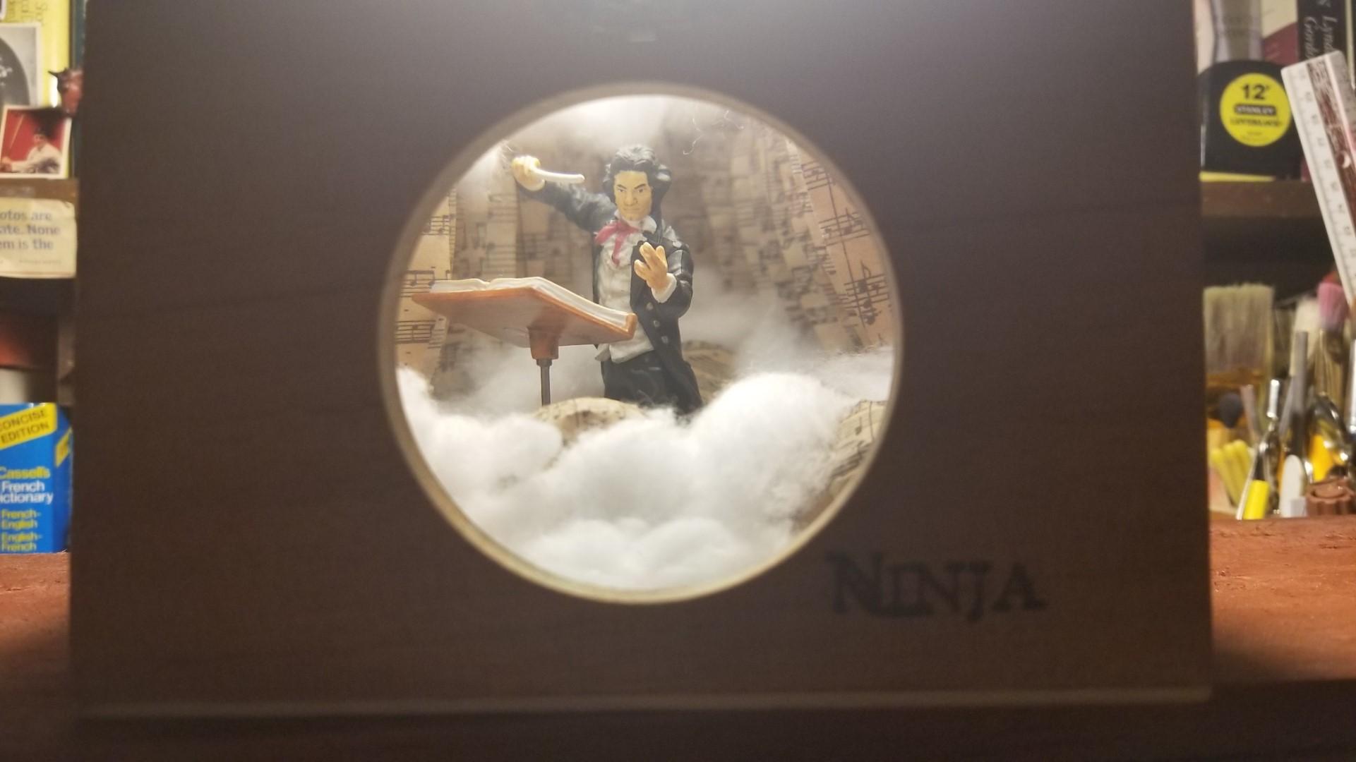 Mike rungo diorama